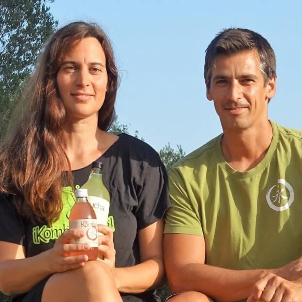 Speaker - Katrin Häussler y Manuel Calabrese