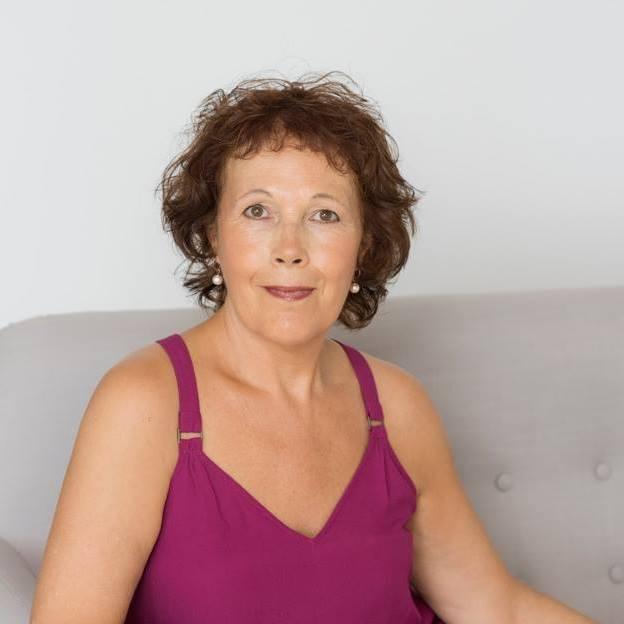 Speaker - Montse Bradford